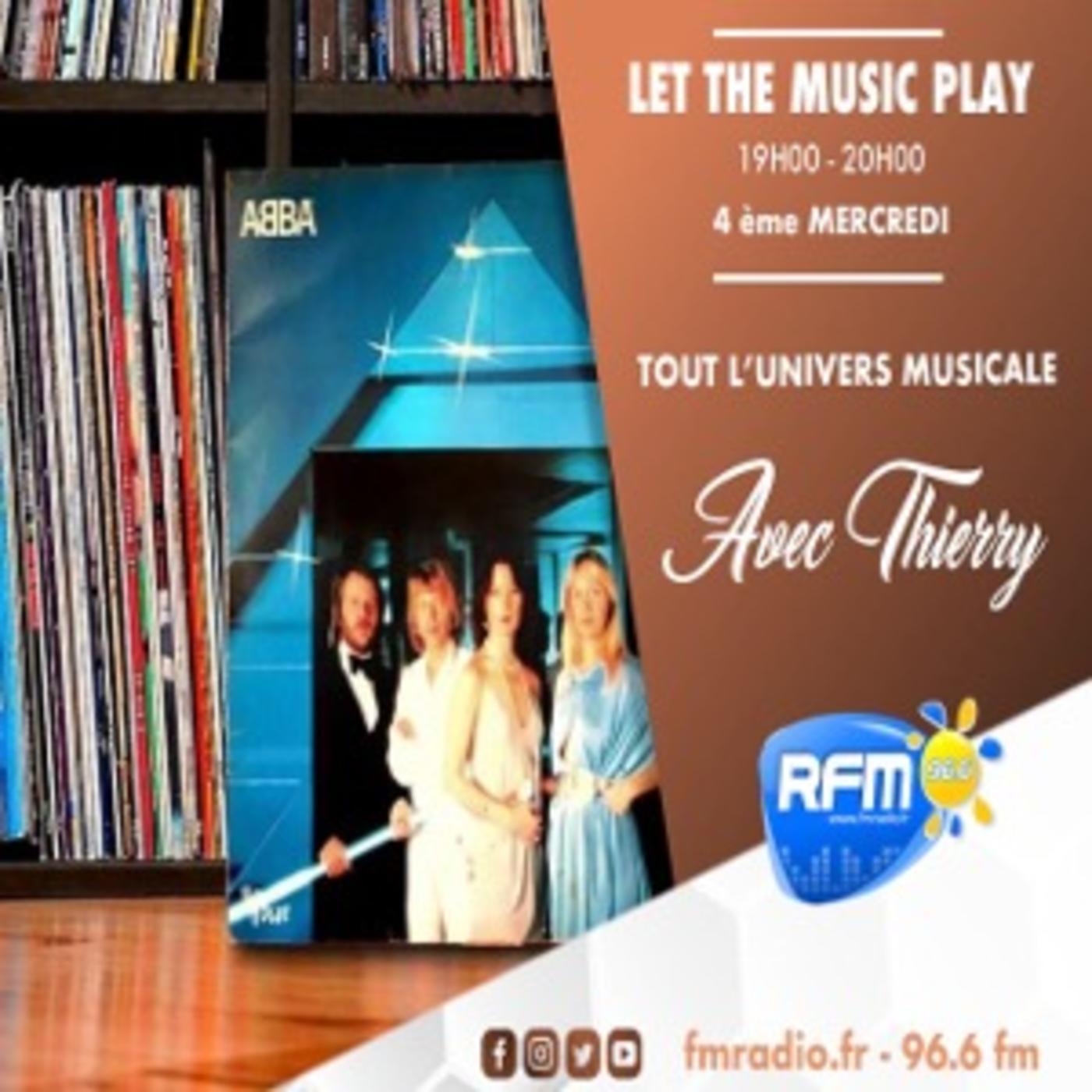 Let the music play - Spécial Balavoine