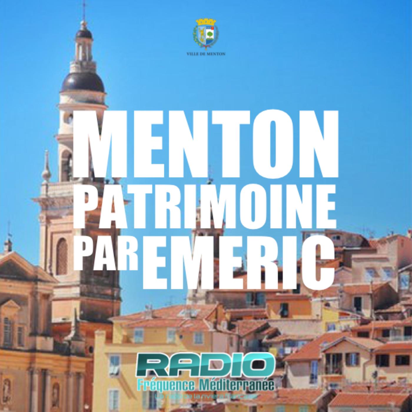 Menton - Le tram Menton / Sospel