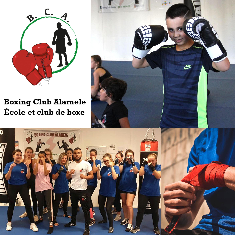 Carte postale radio [2020] : Le Boxing Club Alamele