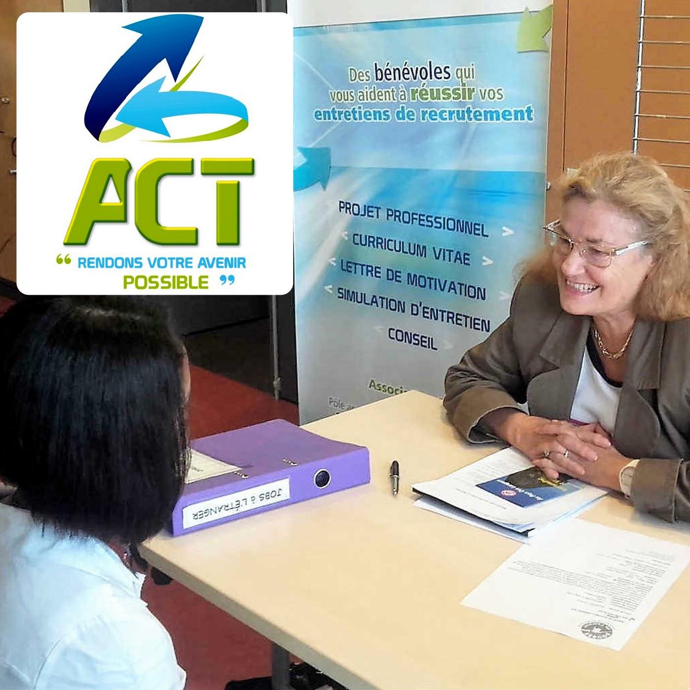 Carte postale radio [2021] : ACT Gironde (Accompagner - Conduire - Transmettre)