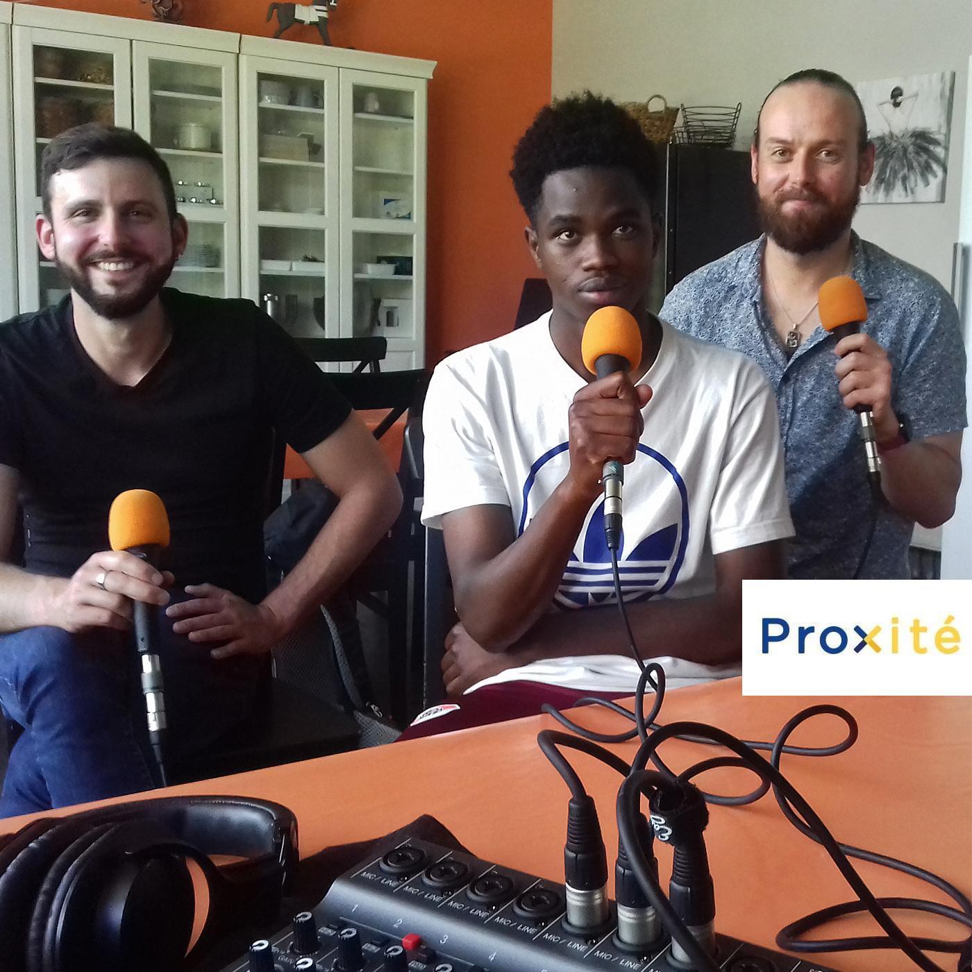 Carte postale radio [2021] : Proxité Bordeaux, une association dédiée à la réussite de la jeunesse