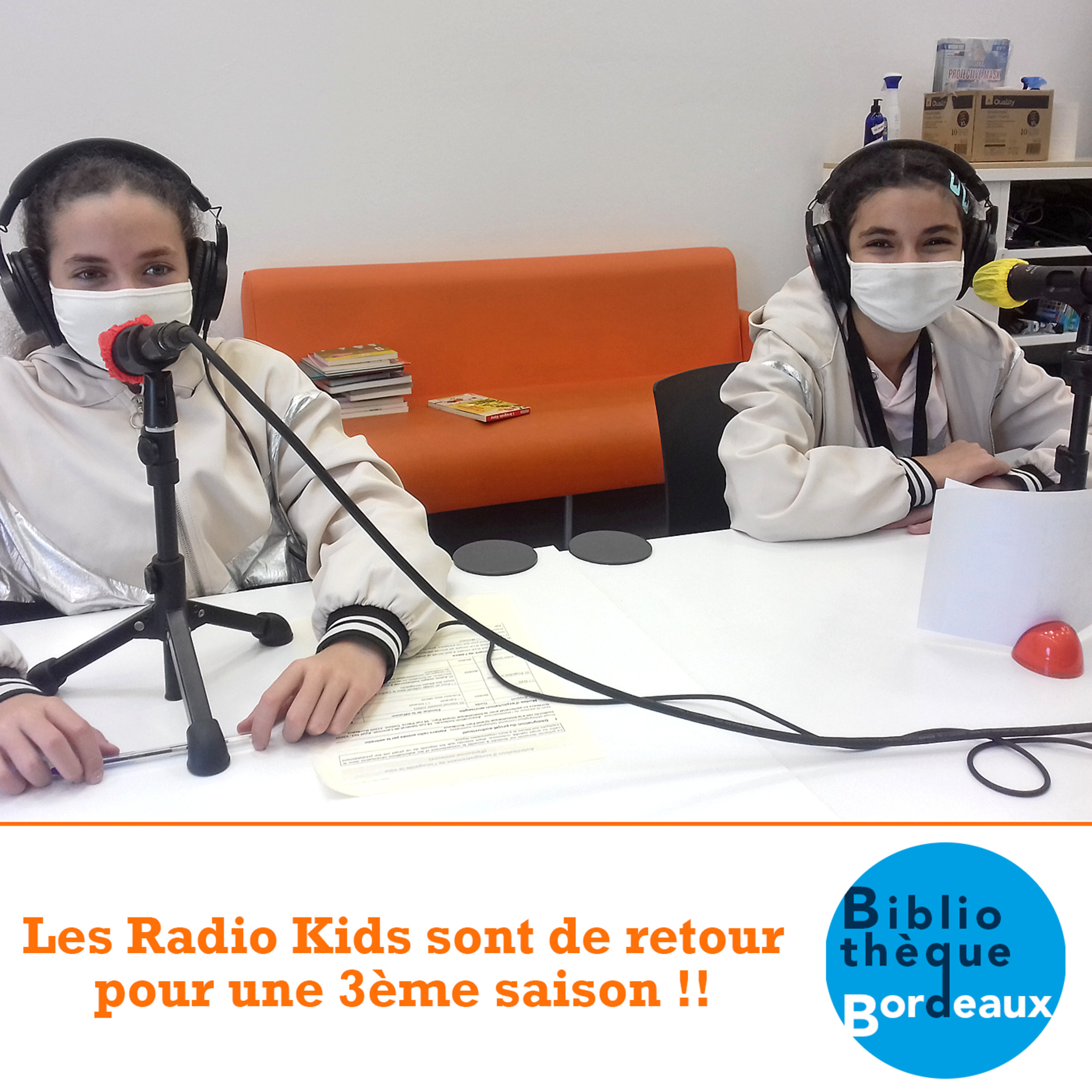 Radio Kids [saison 3] : Nos jeunes journalistes sont de retour !
