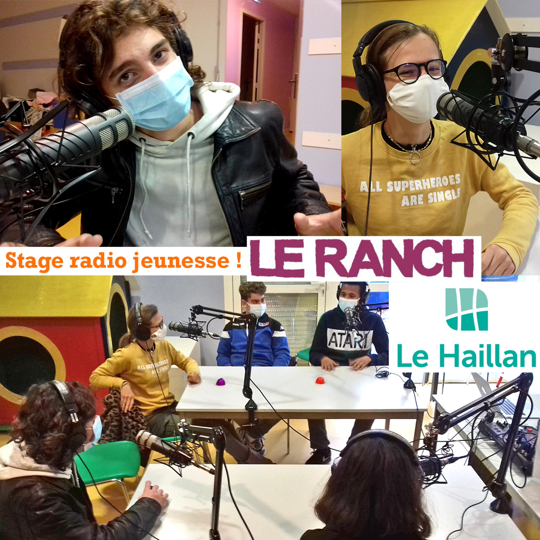 Stage radio jeunesse [2020] : Présentation des journalistes du Ranch !