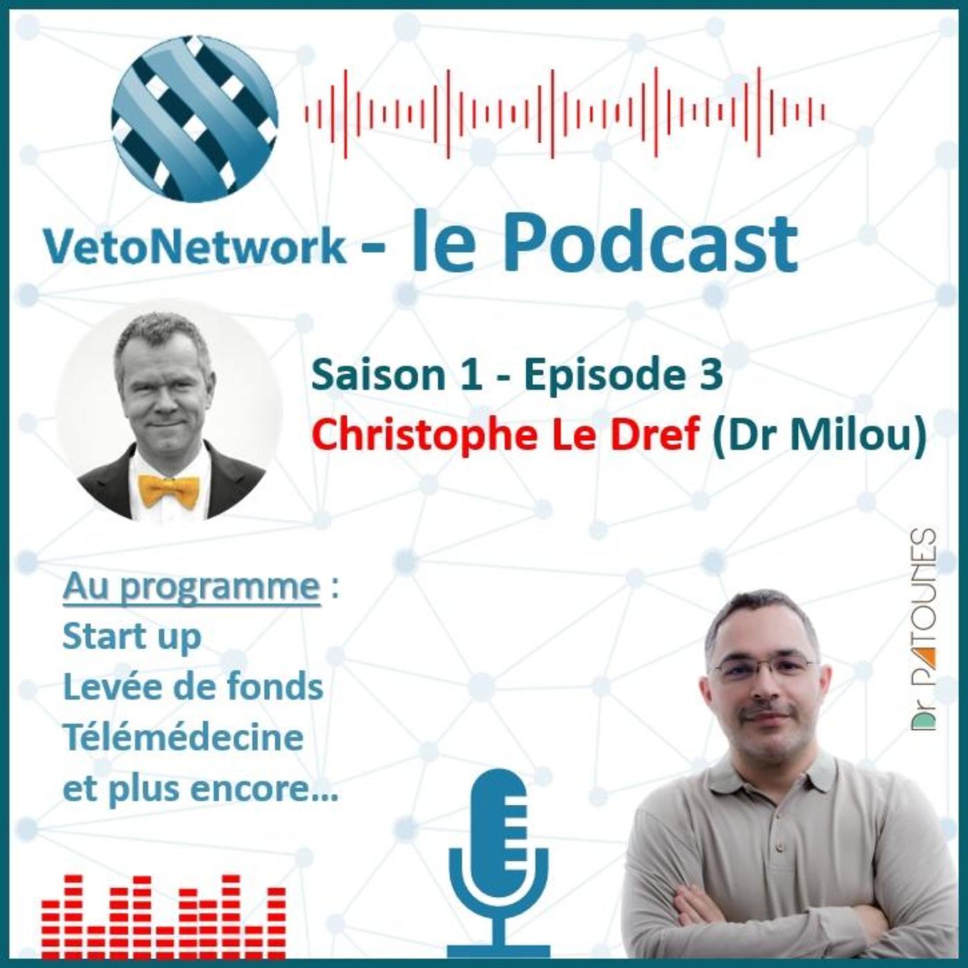 🎥 Christophe Le Dref (Dr Milou) 🚀