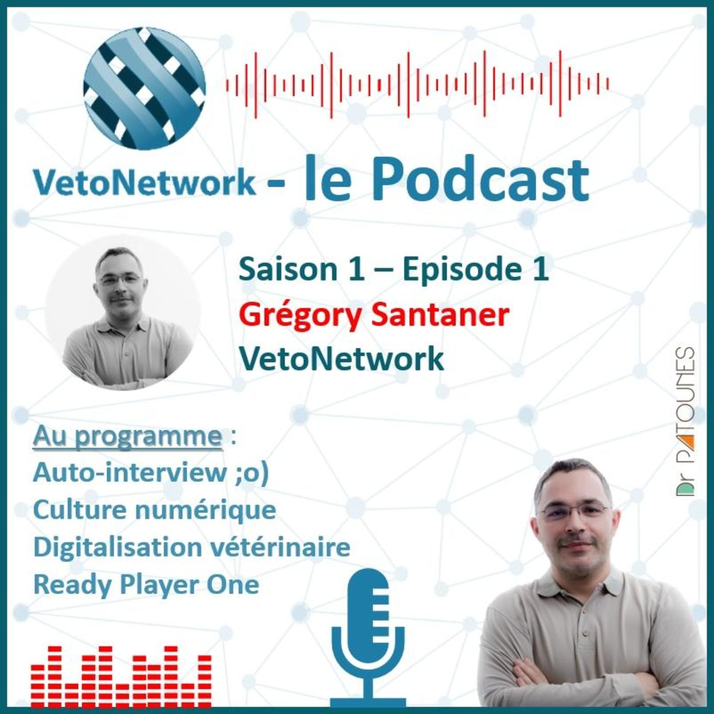 🩺 Grégory Santaner (auto-interview) 📲
