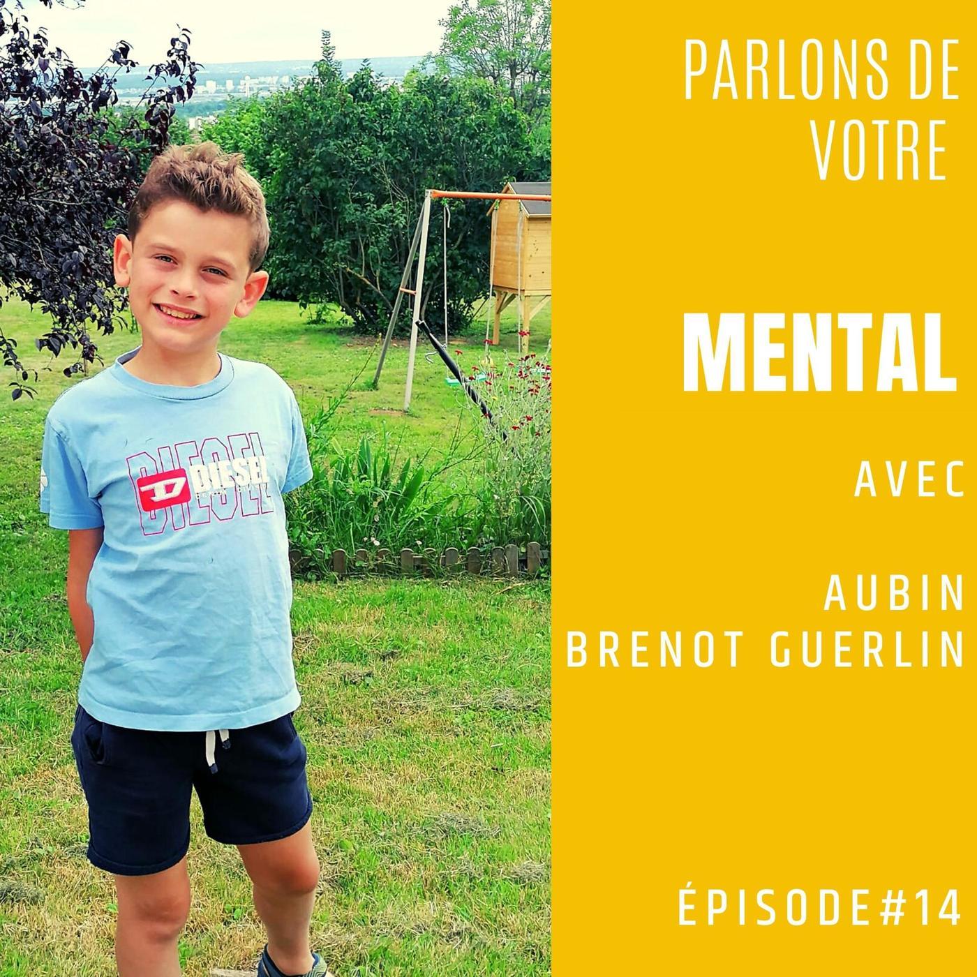 Aubin BRENOT GUERLIN - Ecolier CE2 - Comédien - Judoka