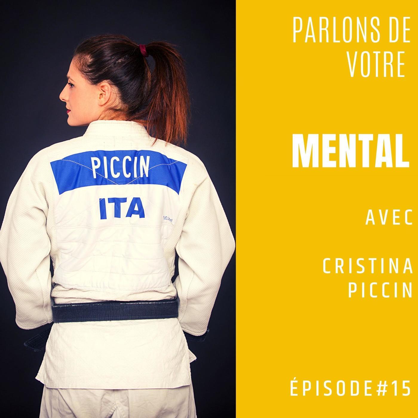 Cristina Piccin - Athlète Franco Italienne - Judokate