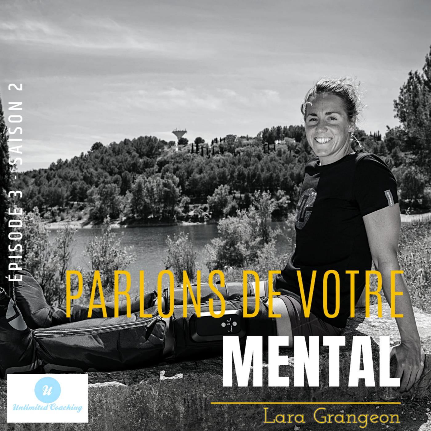 Lara Grangeon - Nageuse en eau libre professionnelle & Ambassadrice Compex