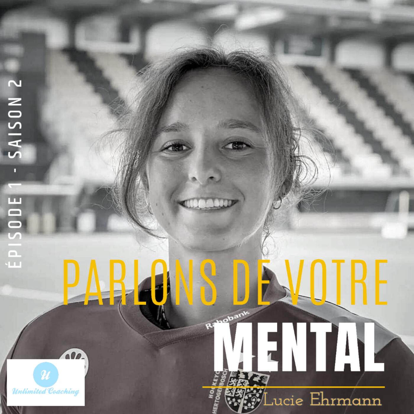 Lucie Ehrmann 🏑- Athlète international française de Hockey sur gazon