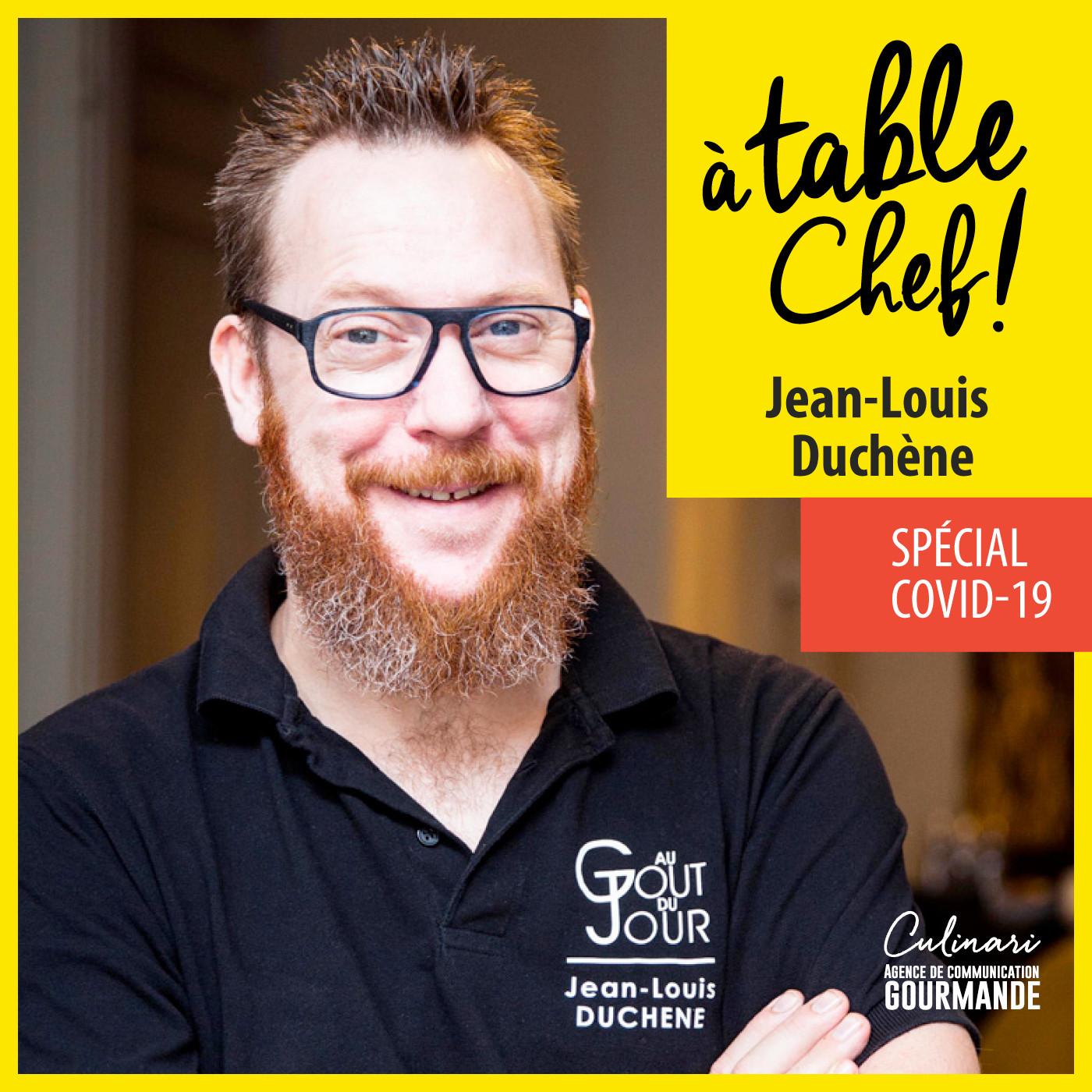 Chef Jean-Louis Duchène