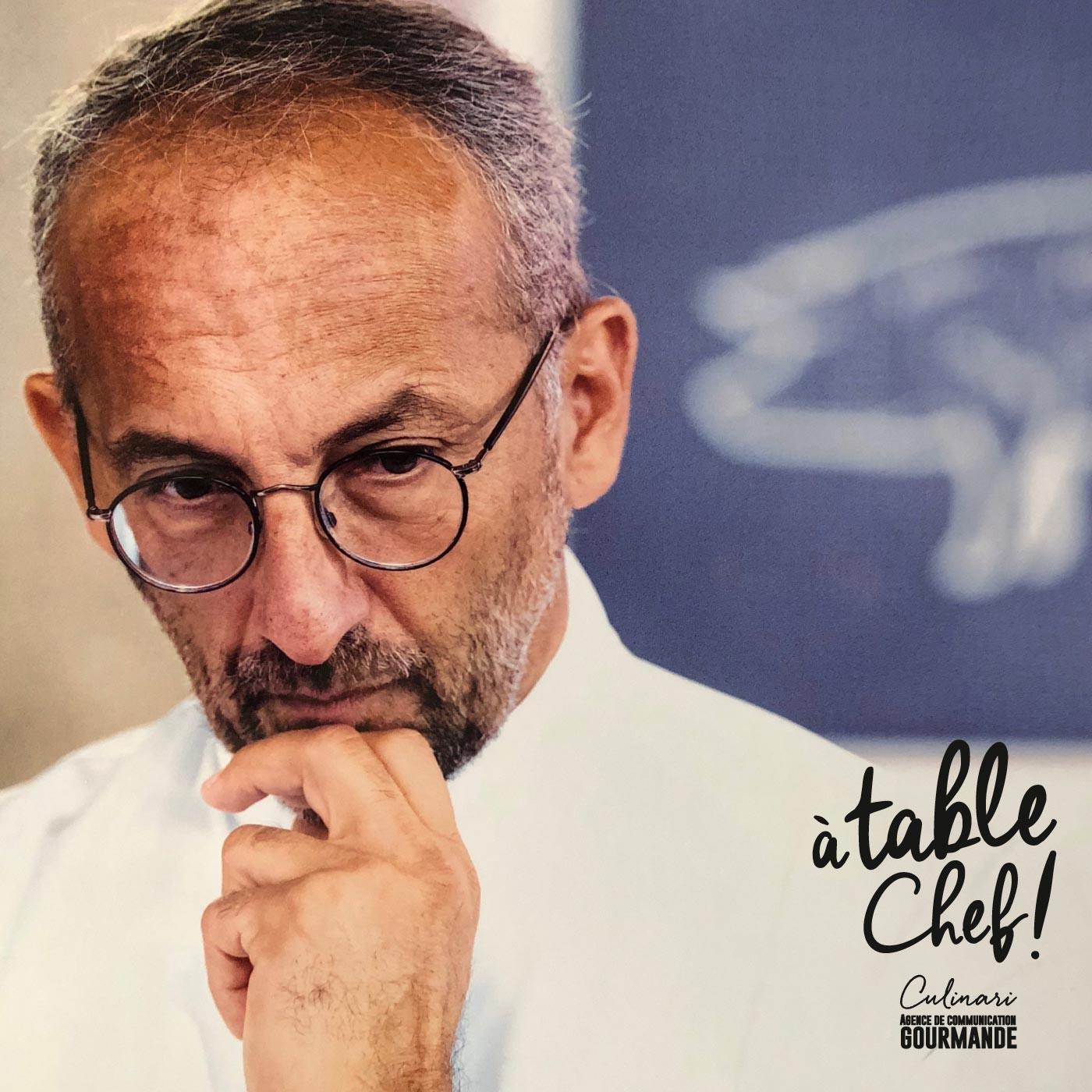 Chef Michel Portos