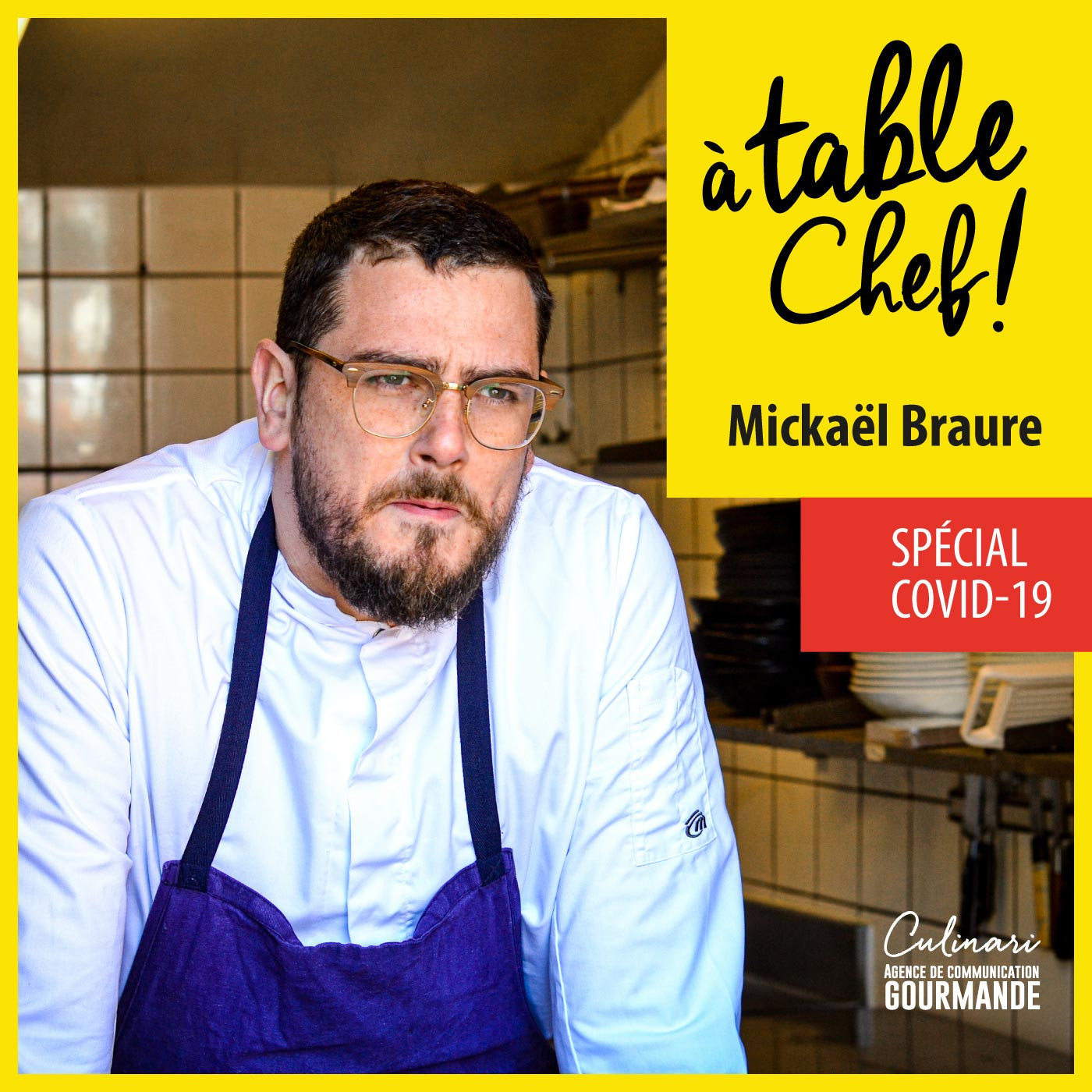 Chef Mickaël Braure