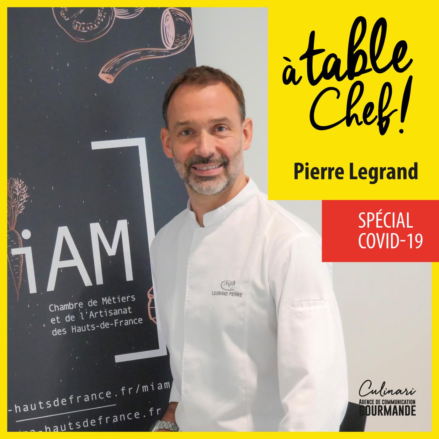 Chef  Pierre Legrand