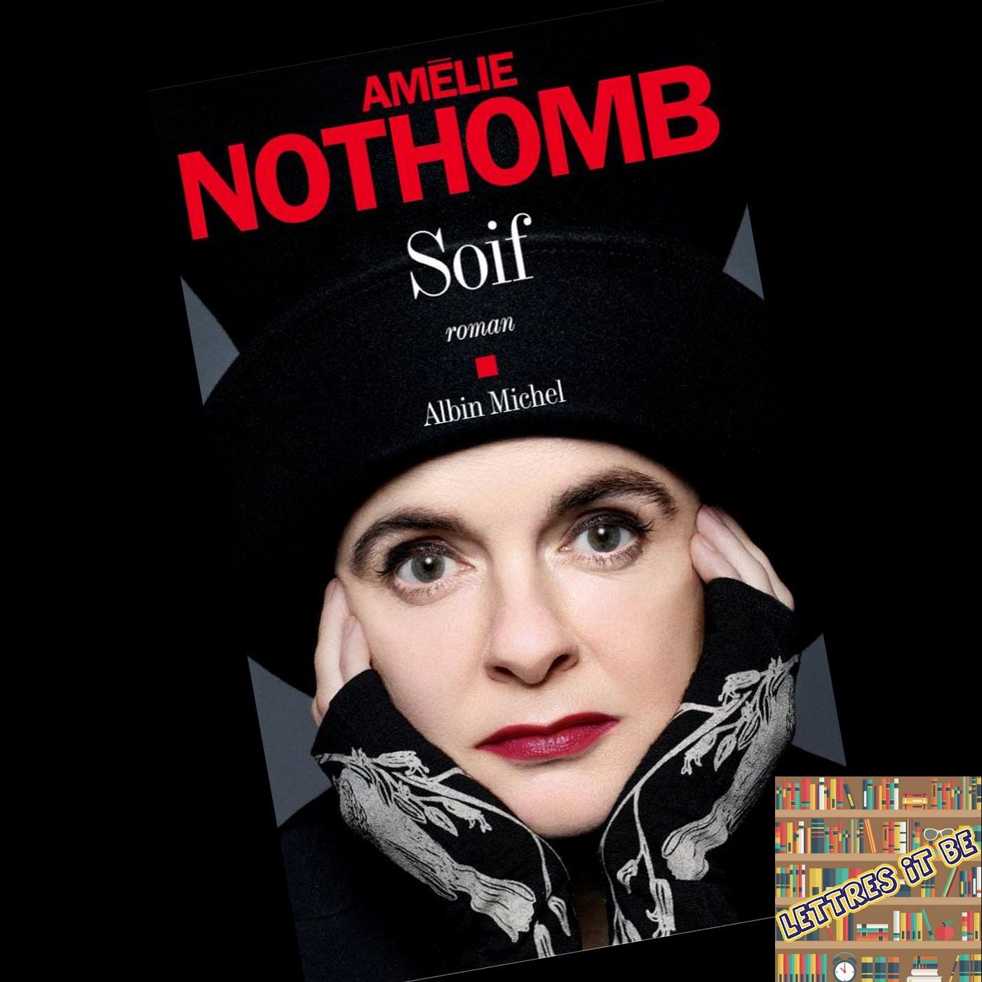 Critique de Soif d'Amélie Nothomb (Livre)