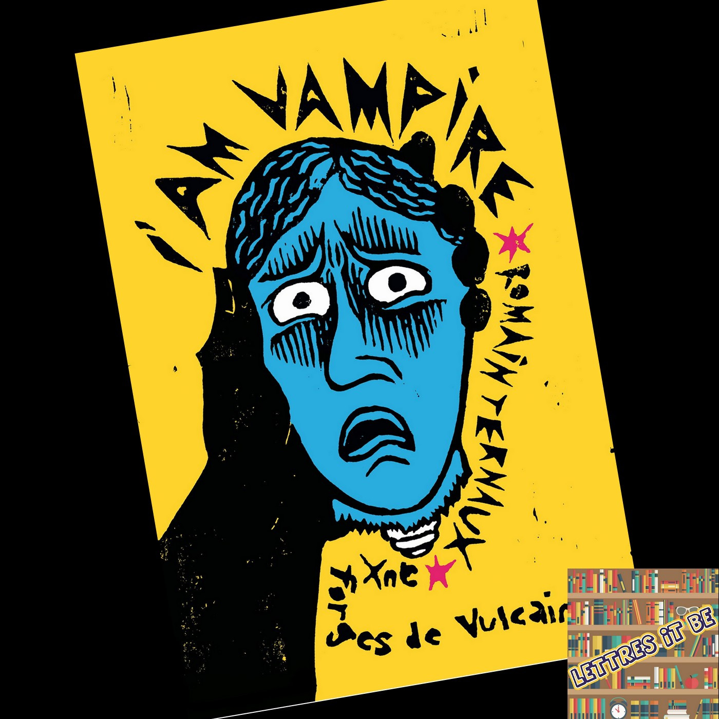 Critique de I am vampire de Romain Ternaux (Livre)