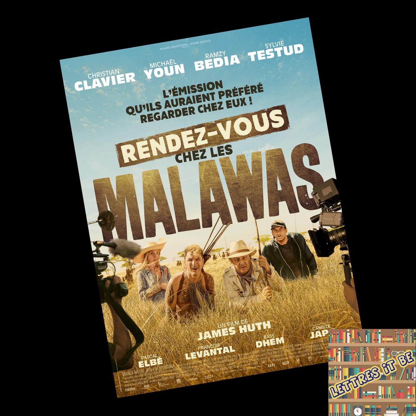 Critique de Rendez-vous chez les Malawas de James Huth (Film)