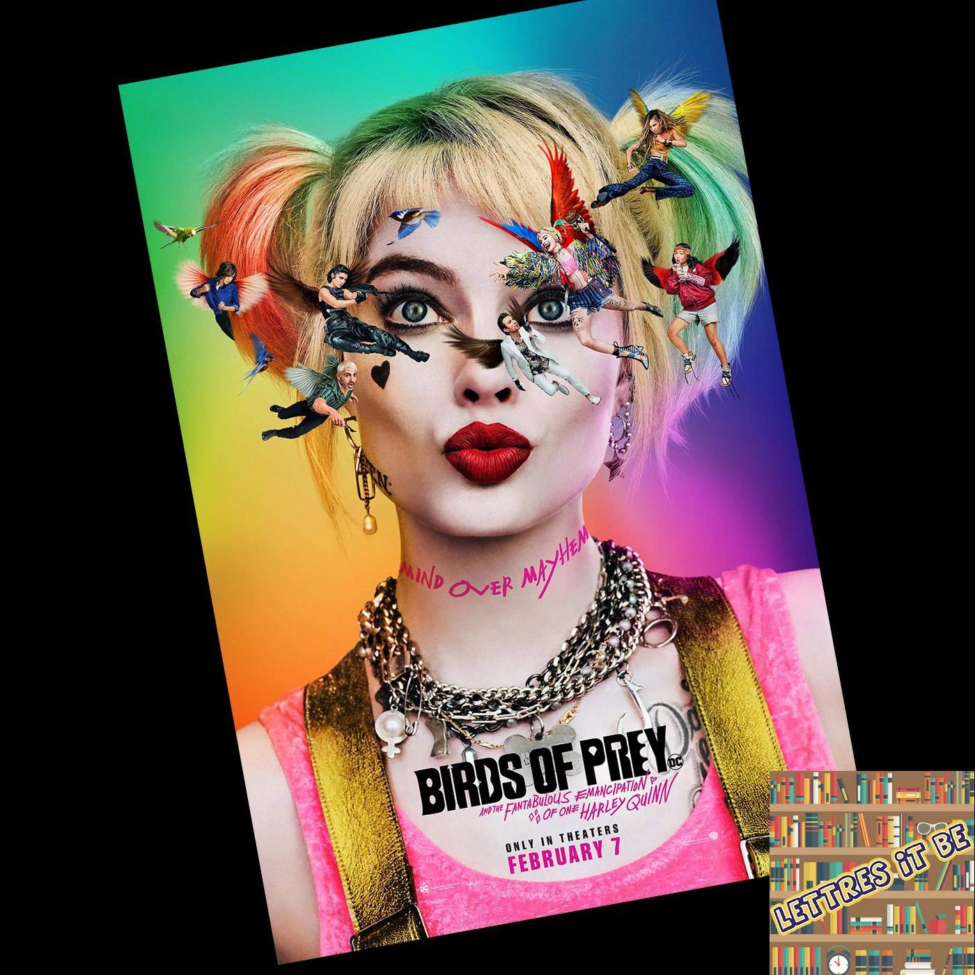 Critique pour Birds of Prey et la fantabuleuse histoire de Harley Quinn (Film)