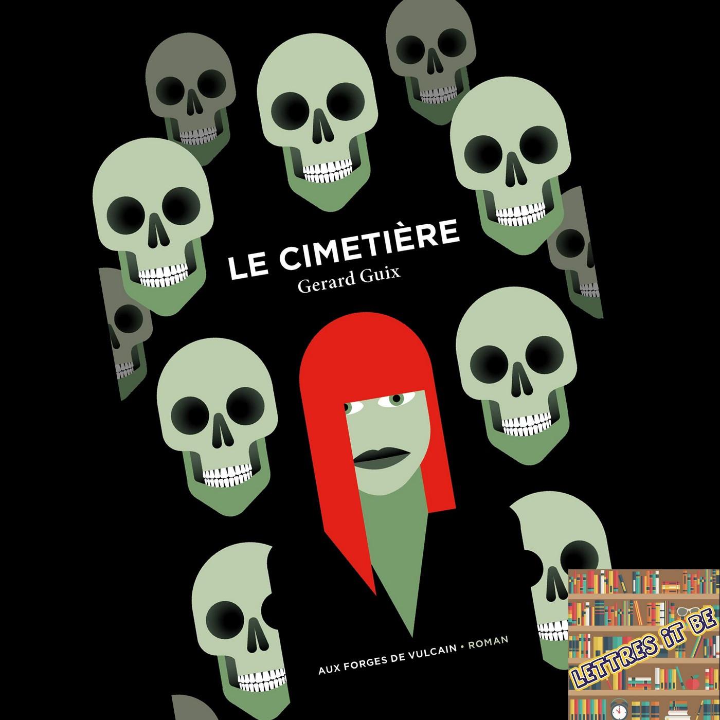 Critique pour Le cimetière de Gerard Guix (Livre)