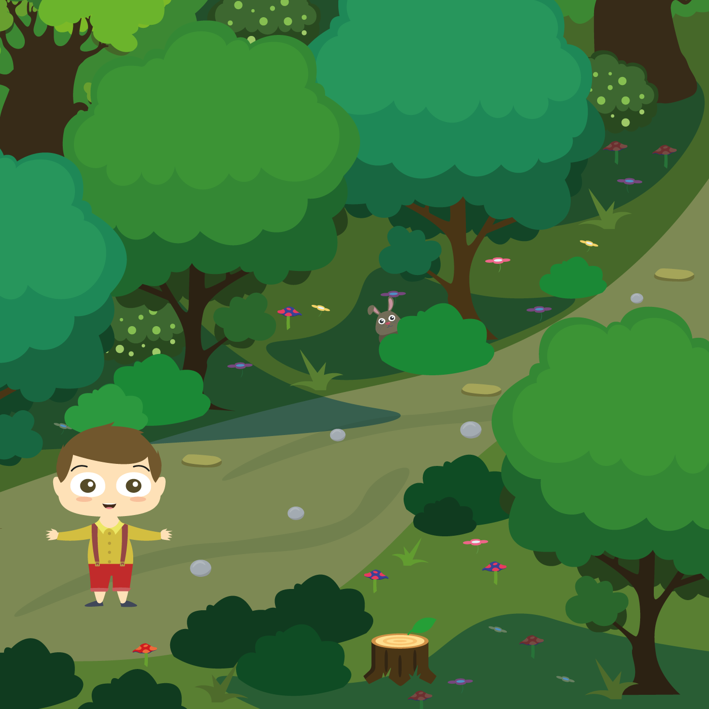 Little Tom Thumb 👦 - PART 1