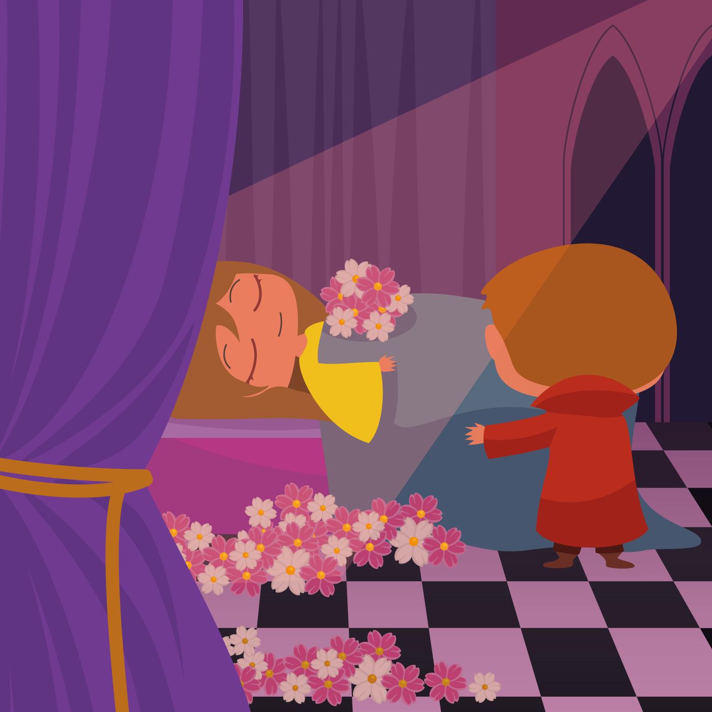Sleeping Beauty 👸🏼- Part 1