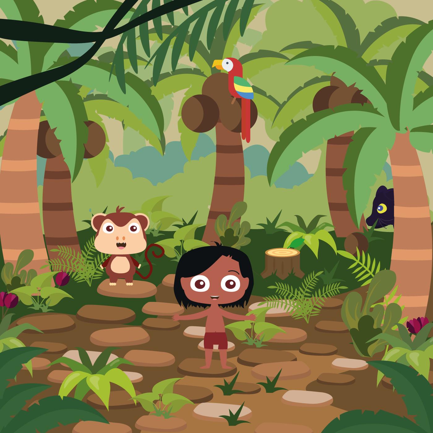 The Jungle Book - PART 1