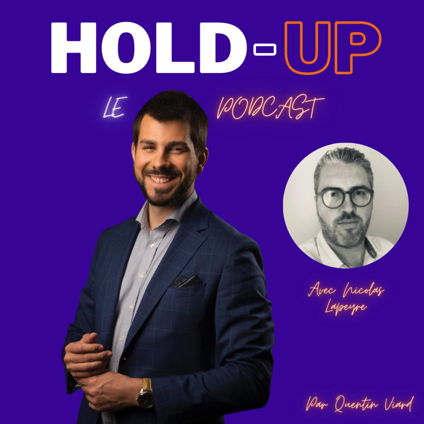 Interview 1 - Nicolas Lapeyre - Des Articles Pour Rendre La Banque Accessible