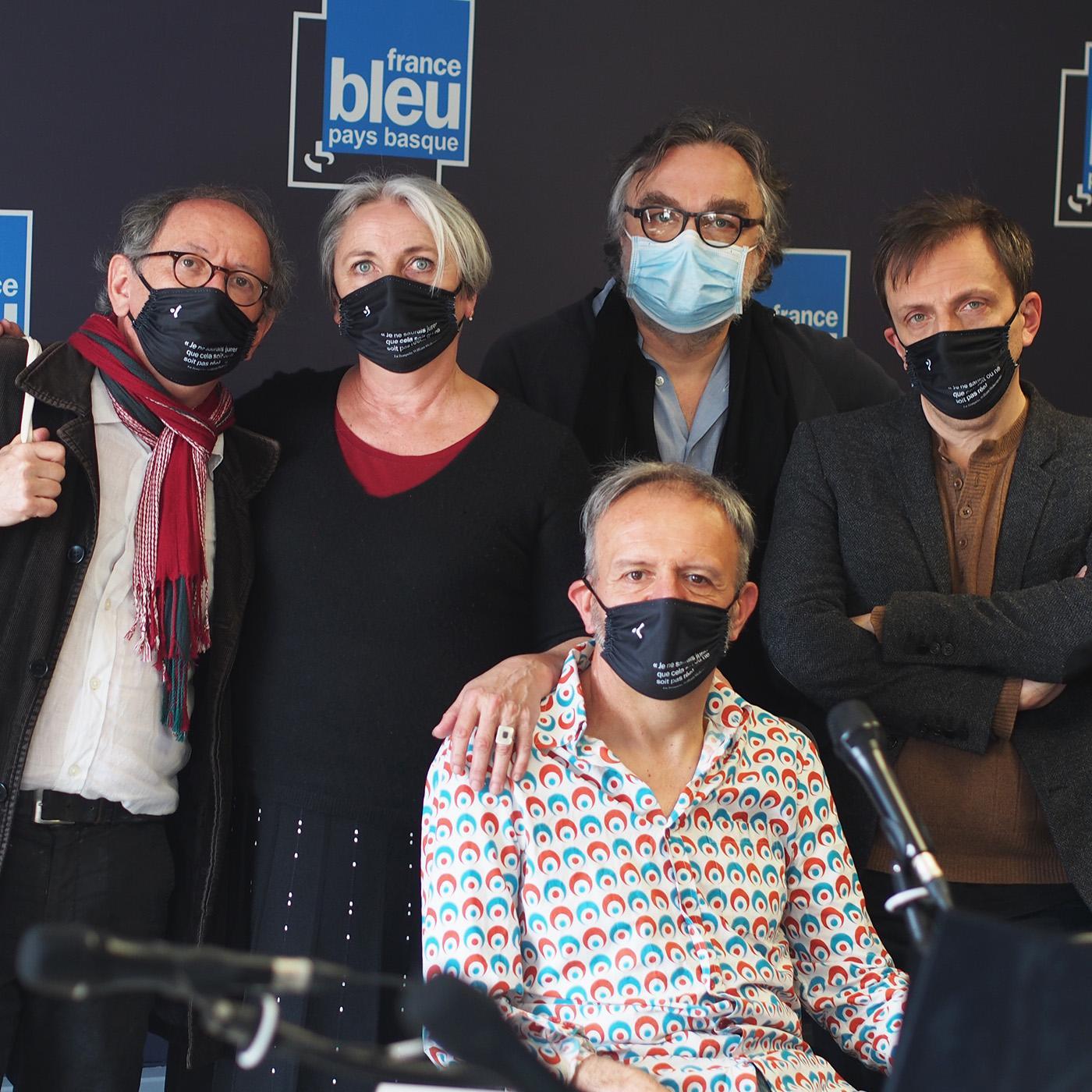 Le Masque et la brume
