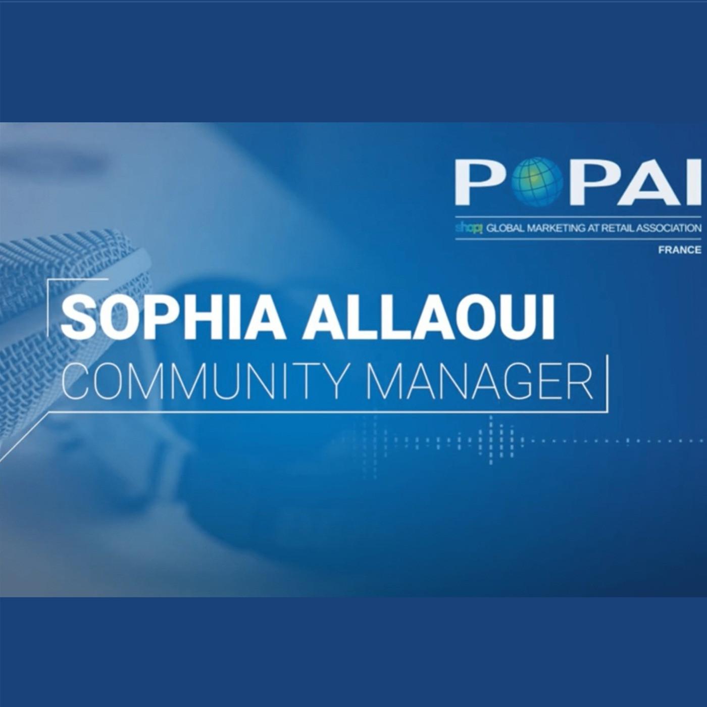Interview Sophia ALLAOUI - Community manager SQUARE SOLUTIONS PARIS