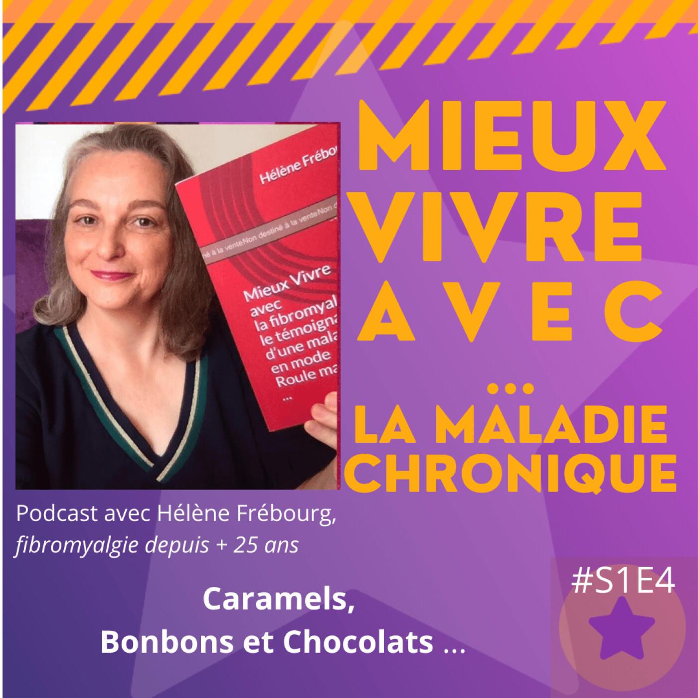 S1E4 Caramels, Bonbons et Chocolats
