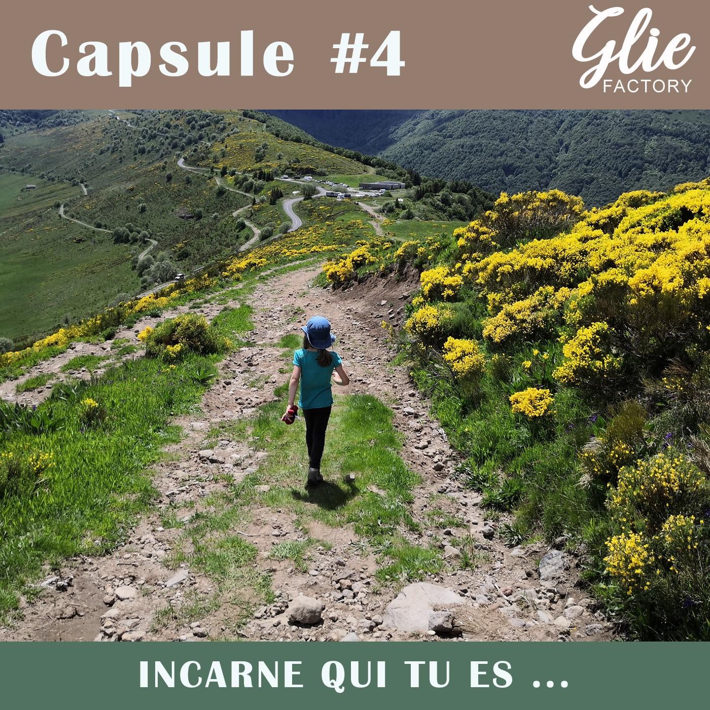 CAPSULE #4. Garder le lien avec soi-même