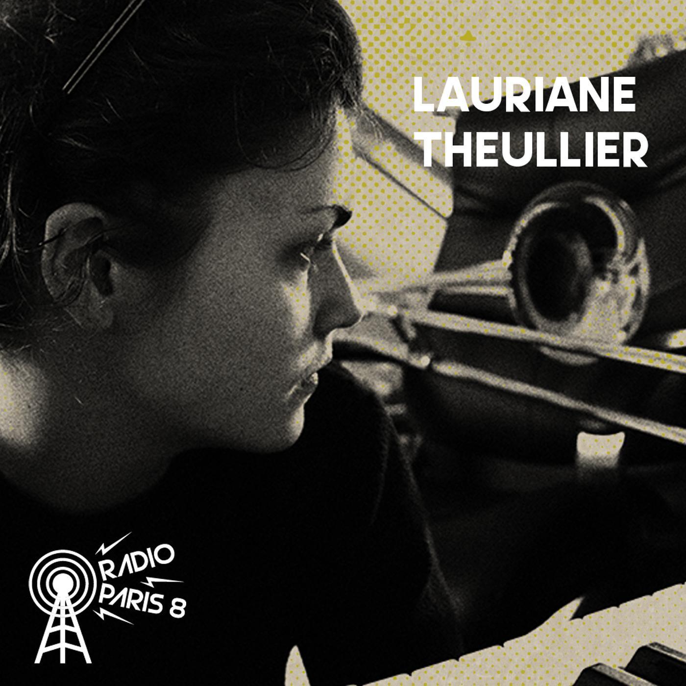 Lauriane Theullier, étudiante en musicologie et militante féministe
