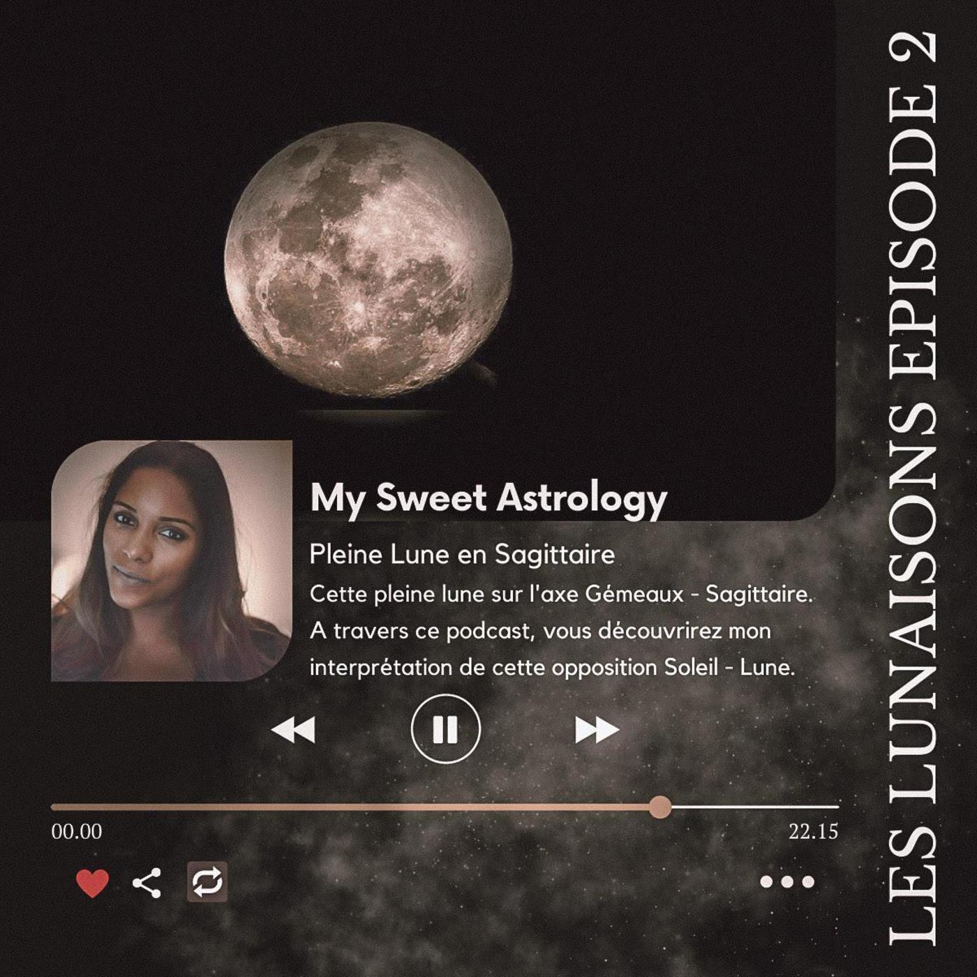 Pleine Lune en Sagittaire