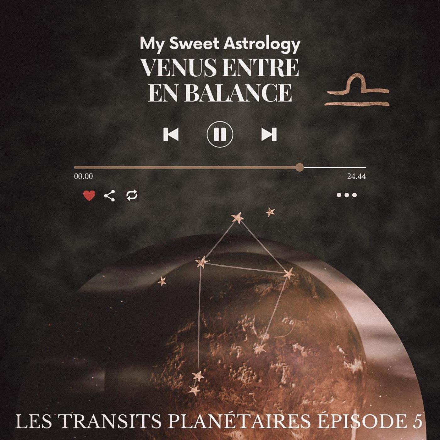 Vénus entre en Balance