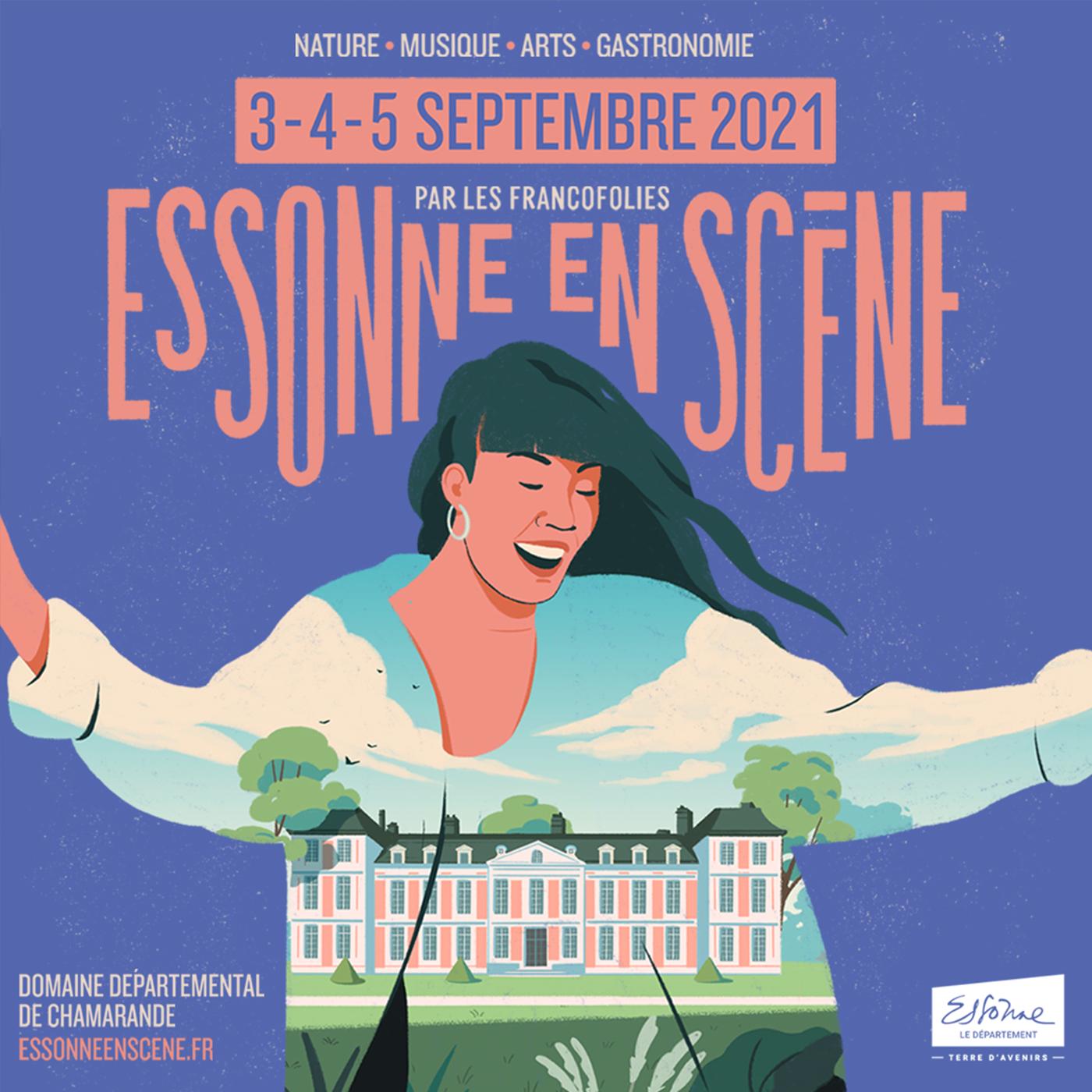 Interview du Conseil Départemental de l'Essonne