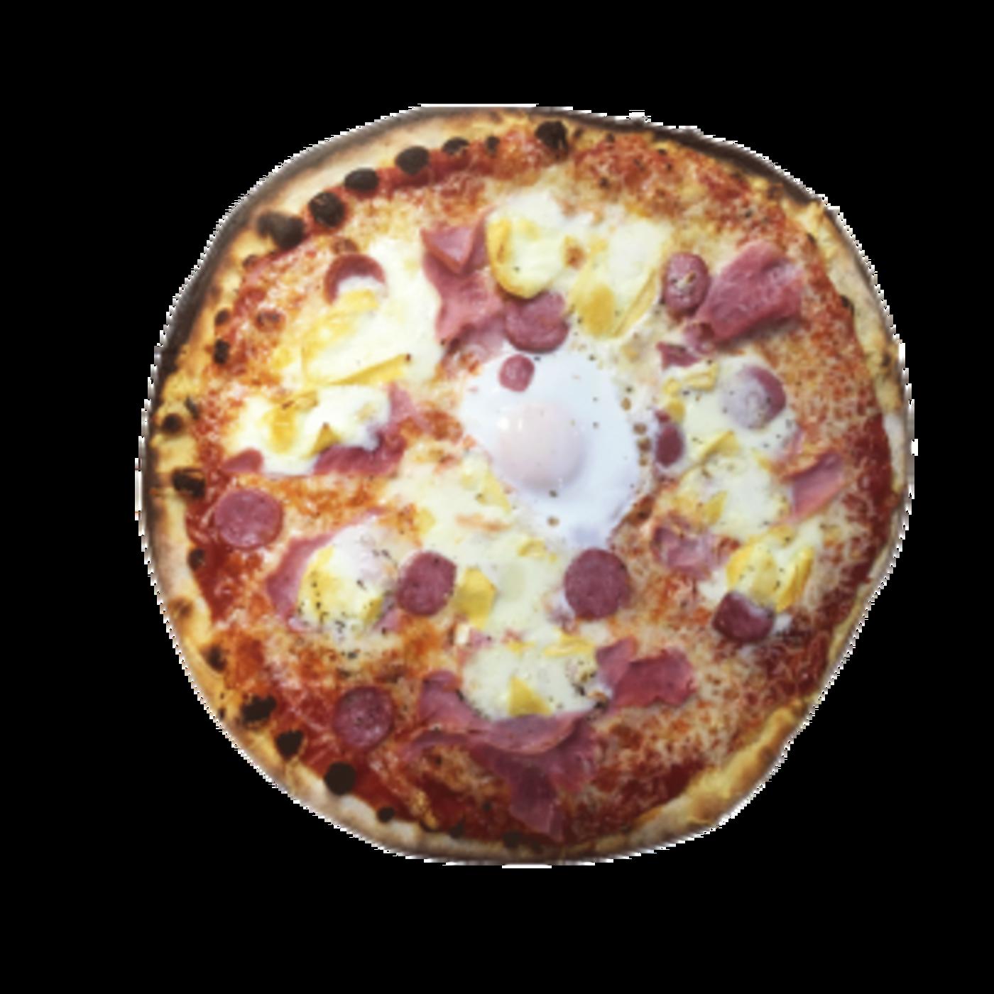 Résilience de la pizza