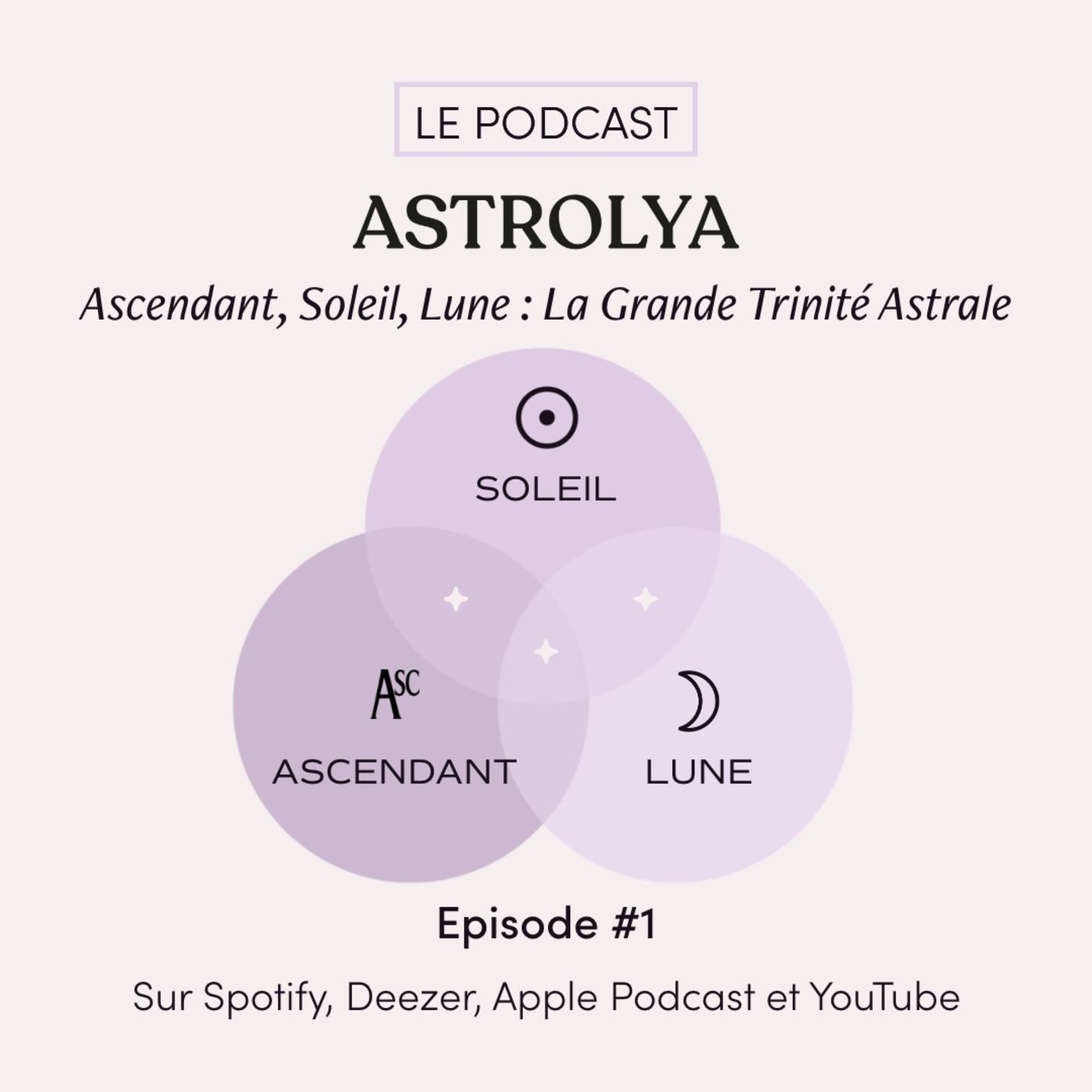 #1 Ascendant, Soleil, Lune