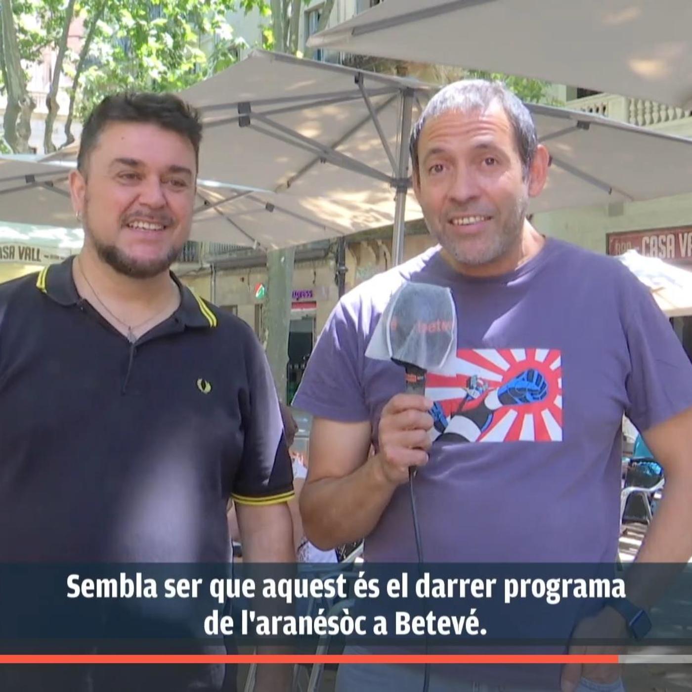 Entrevista de Ferriol Macip sus la disparicion de l'Aranésòc (OC)