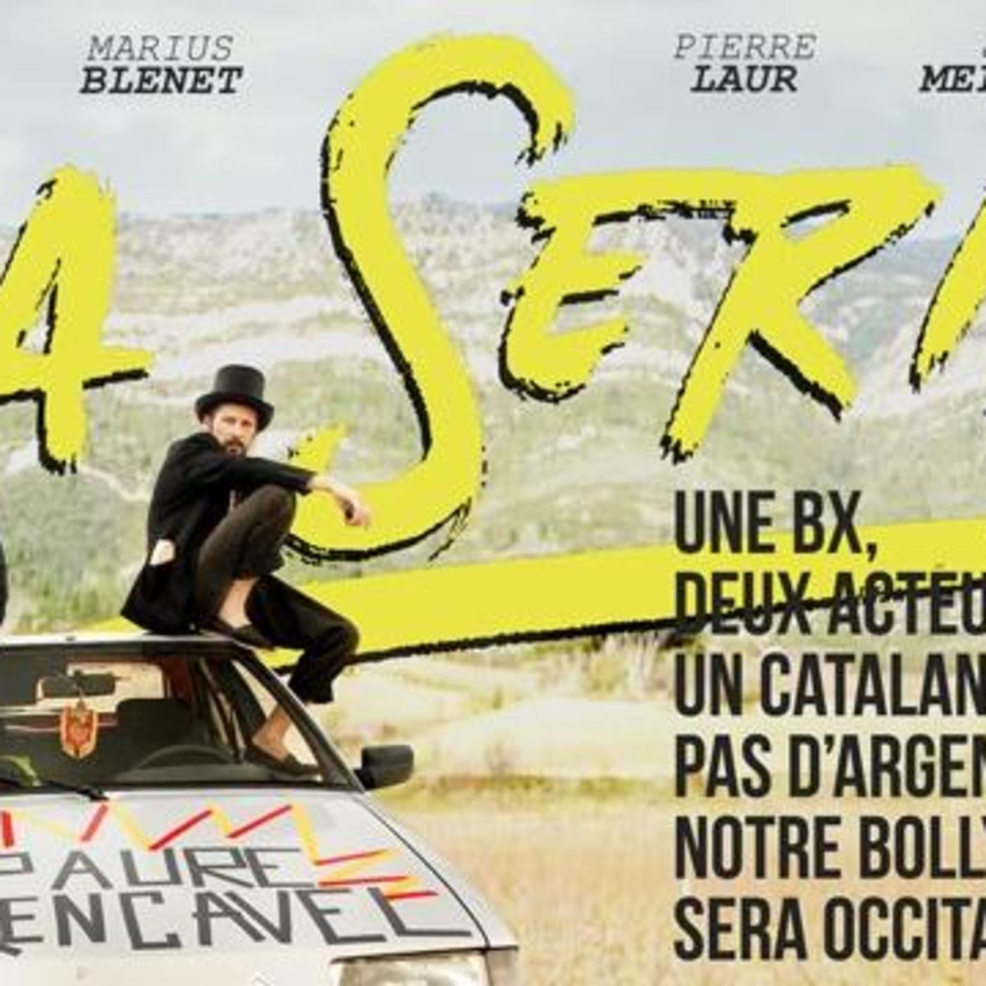"Entrevista de Julien Campredon e Amic Bedel sul projecte ""La Seria"" (OC)"