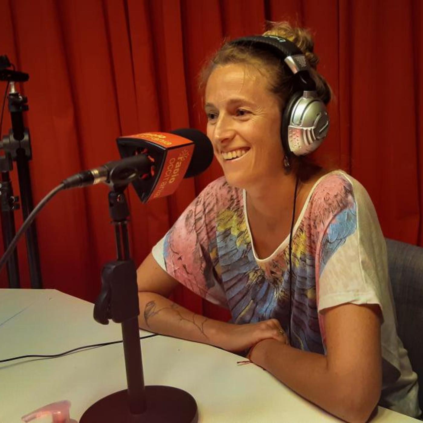 Entrevista de la Loïsa per parlar de la 1èra Edicion del Rural Rock a Mauvaisin (31) (OC)