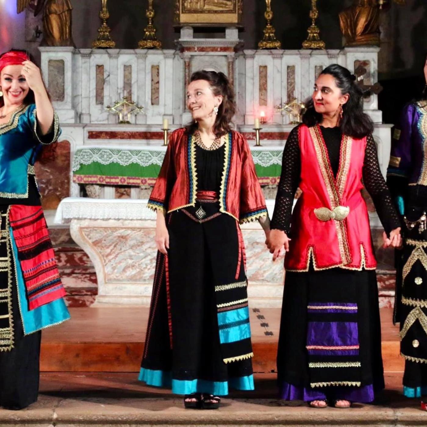 FESTIVAL DES VOIS, DES LIEUX, DU MONDE : Balkanes (FR)