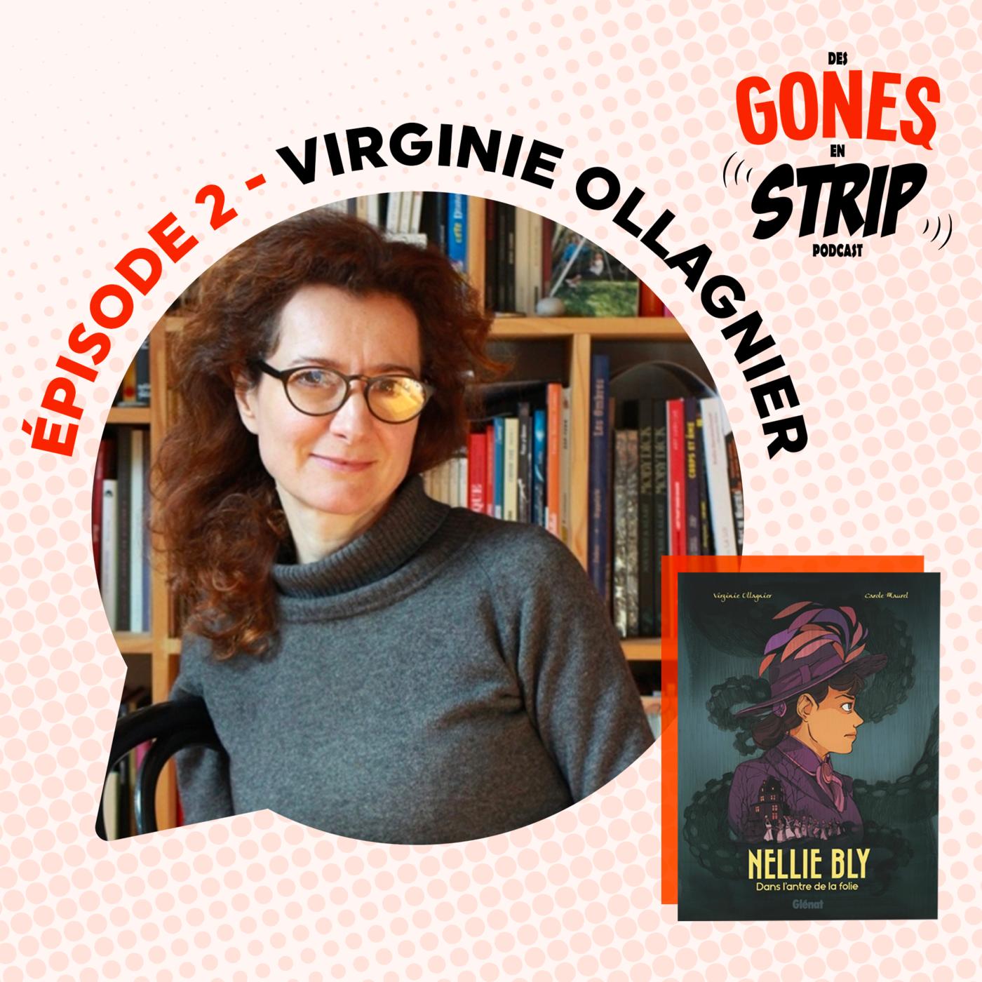 #2 - Virginie Ollagnier