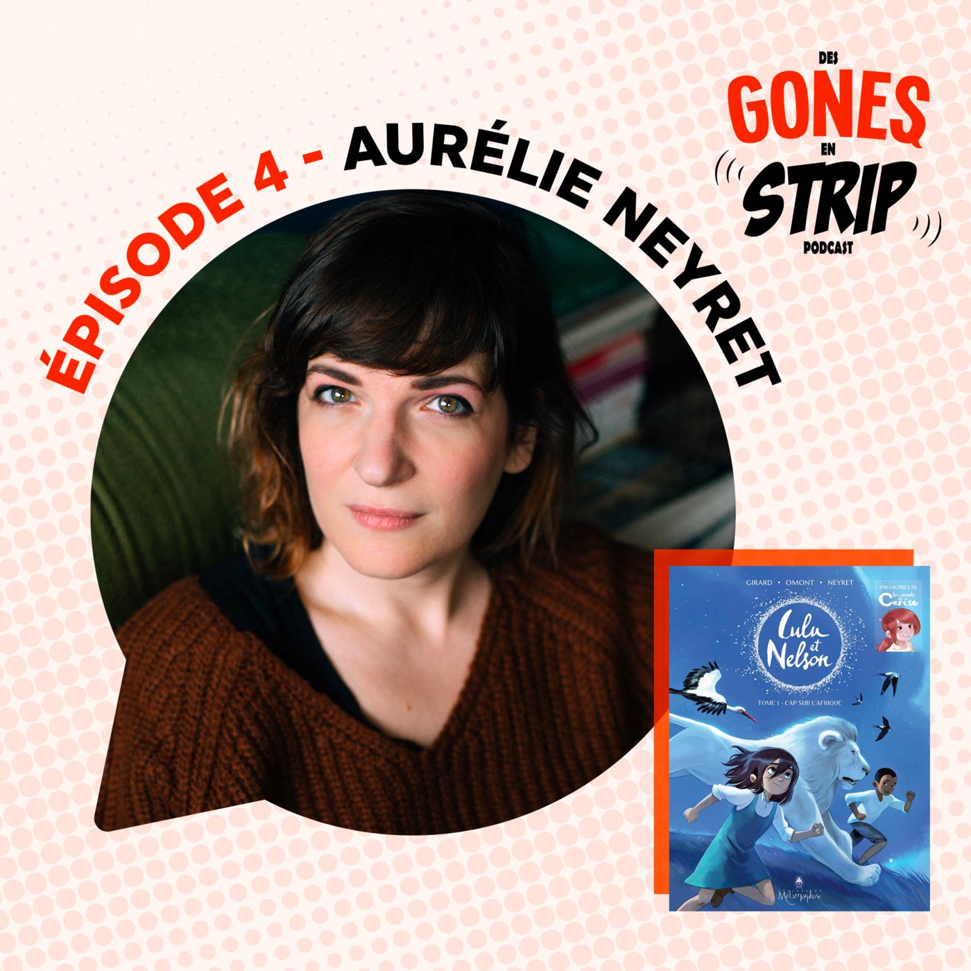 #4 - Aurelie Neyret