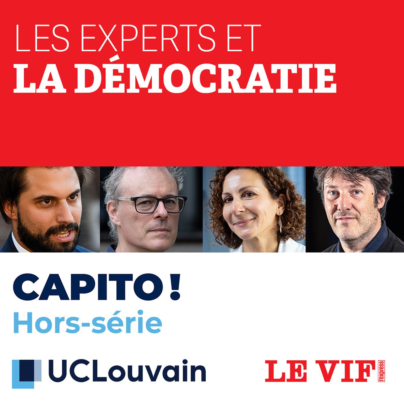 HORS-SERIE - Débat : Les expert·es, une plus-value pour la démocratie ?