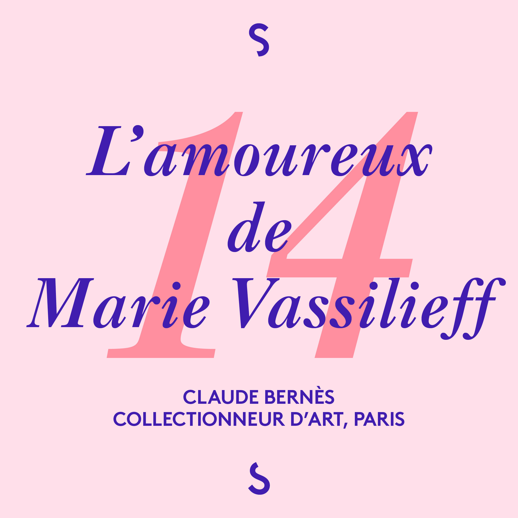 L'amoureux de Marie Vassilieff