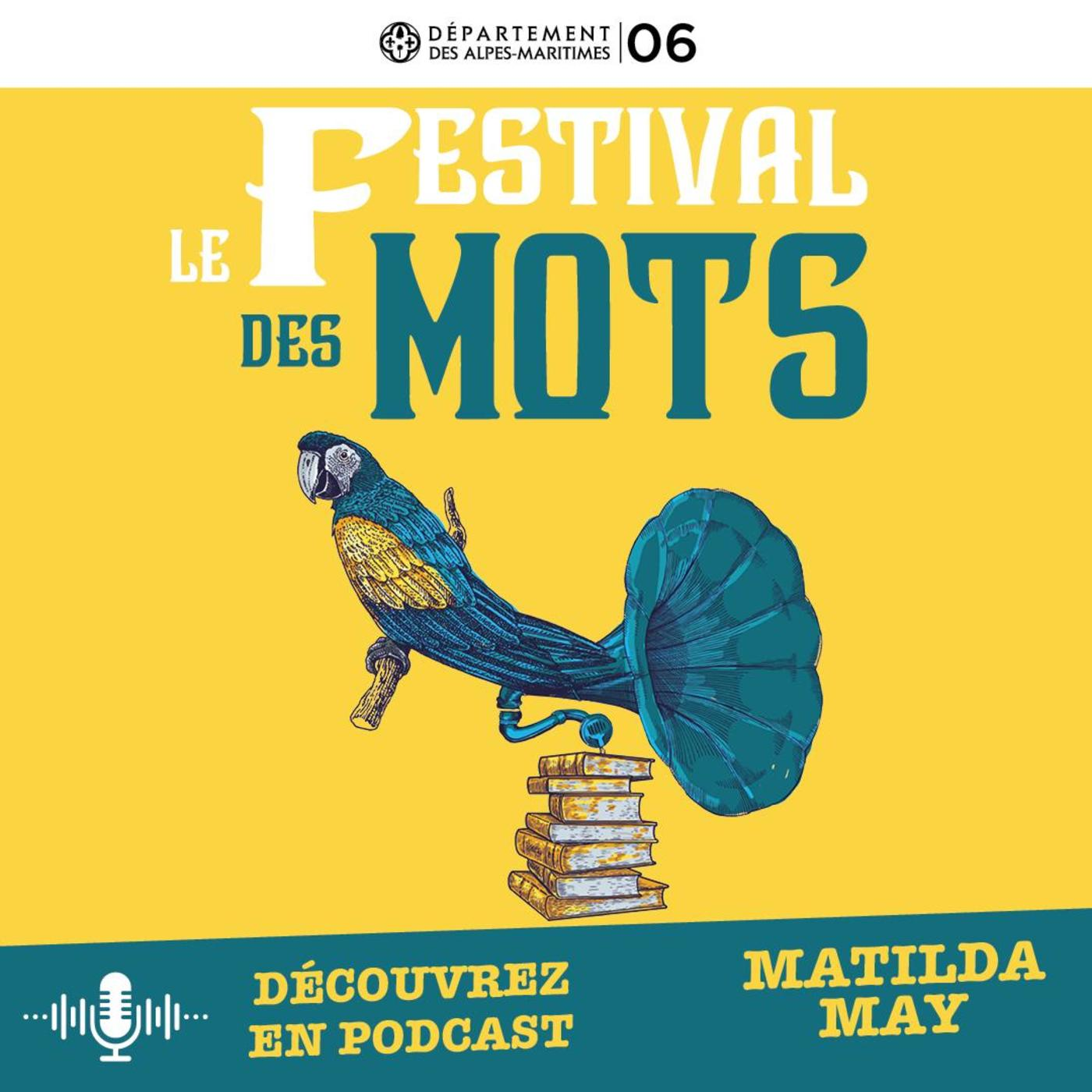 Festival des Mots - Mathilda May