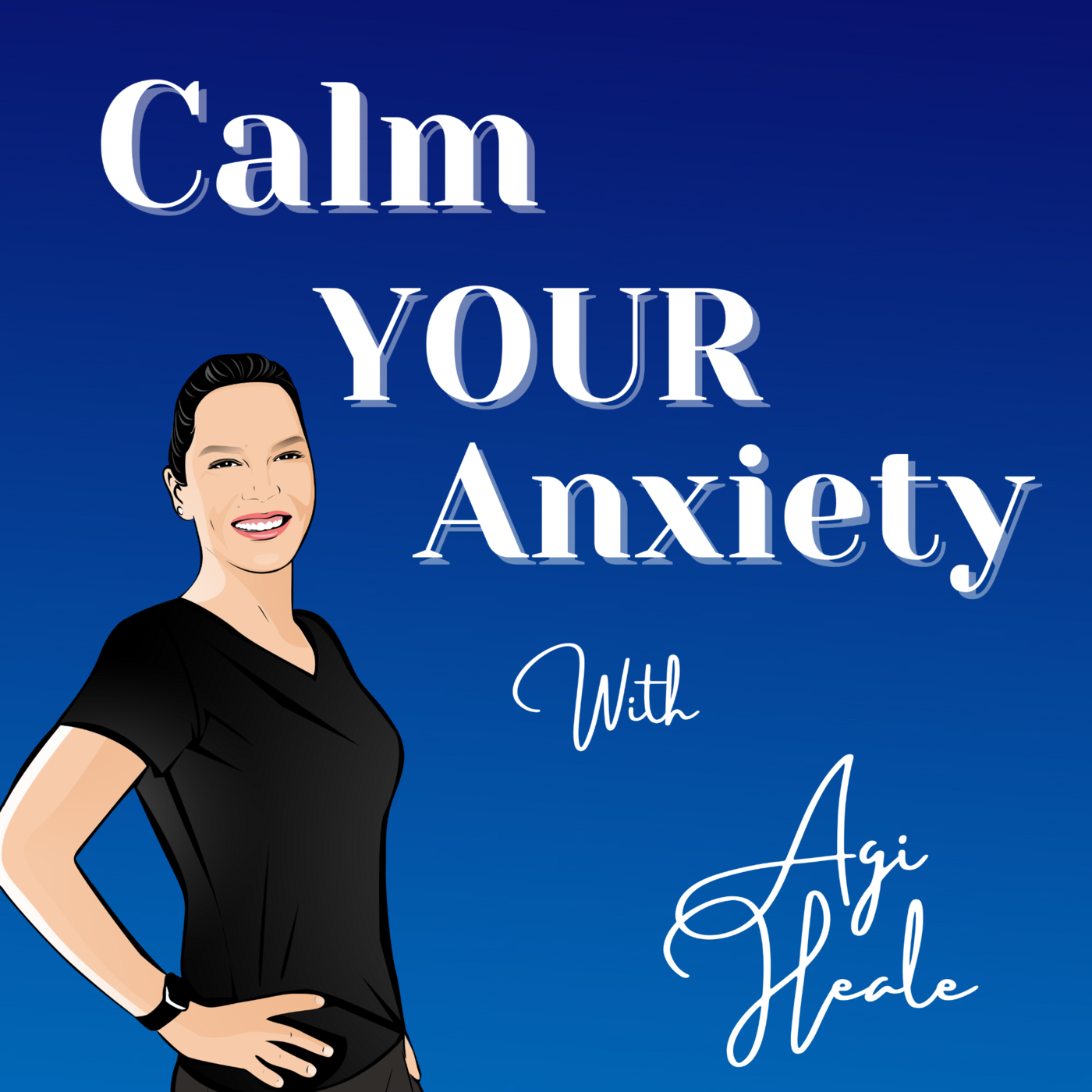 How to Combat and Manage Your Anxiety with Agi Heale of Generation Panic