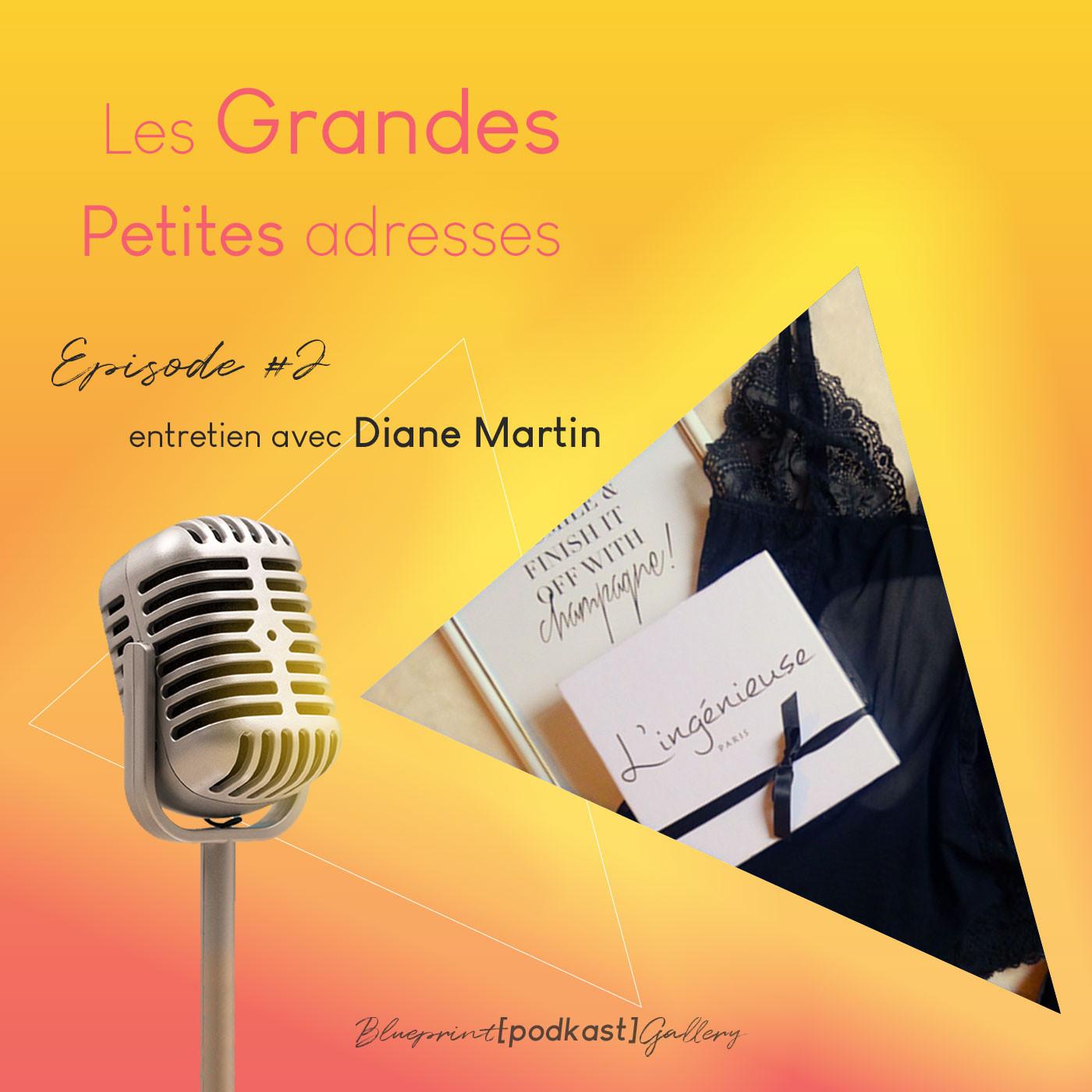 """Épisode #2 - """"Mode éthique et belles dentelles"""""""
