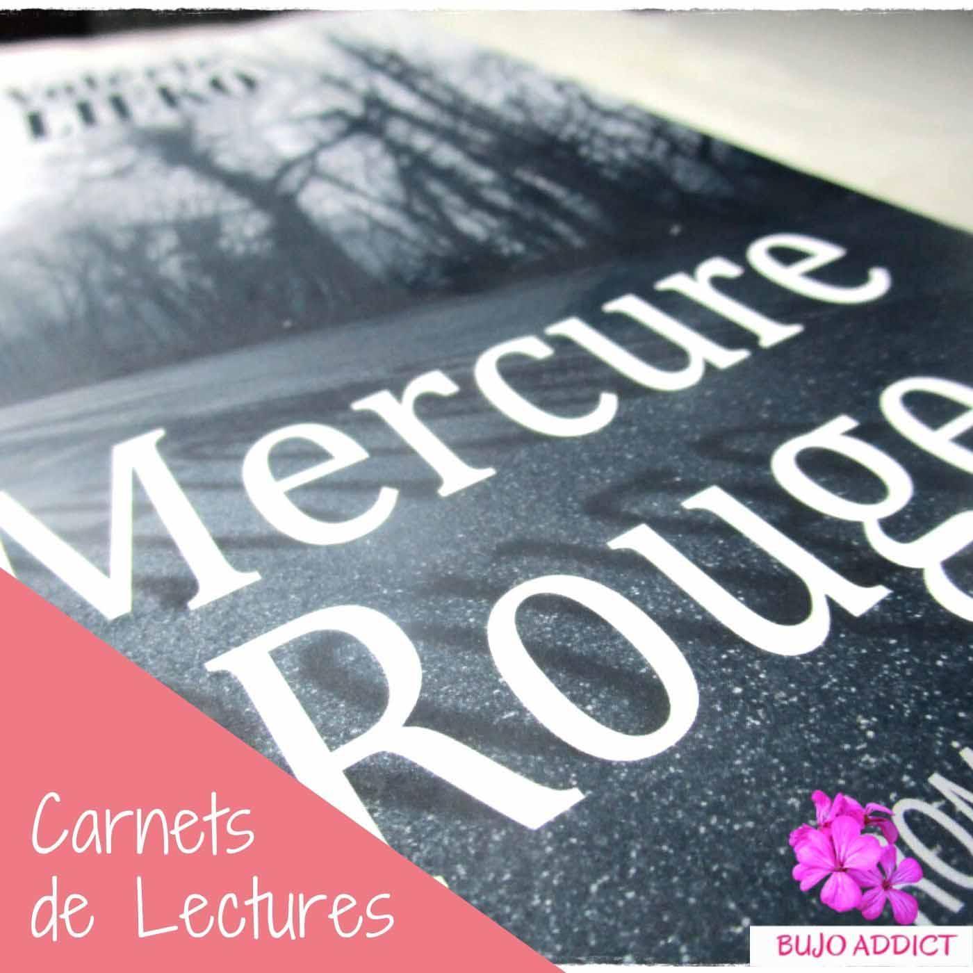 Mercure Rouge, un roman policier surprenant à lire pour le plaisir