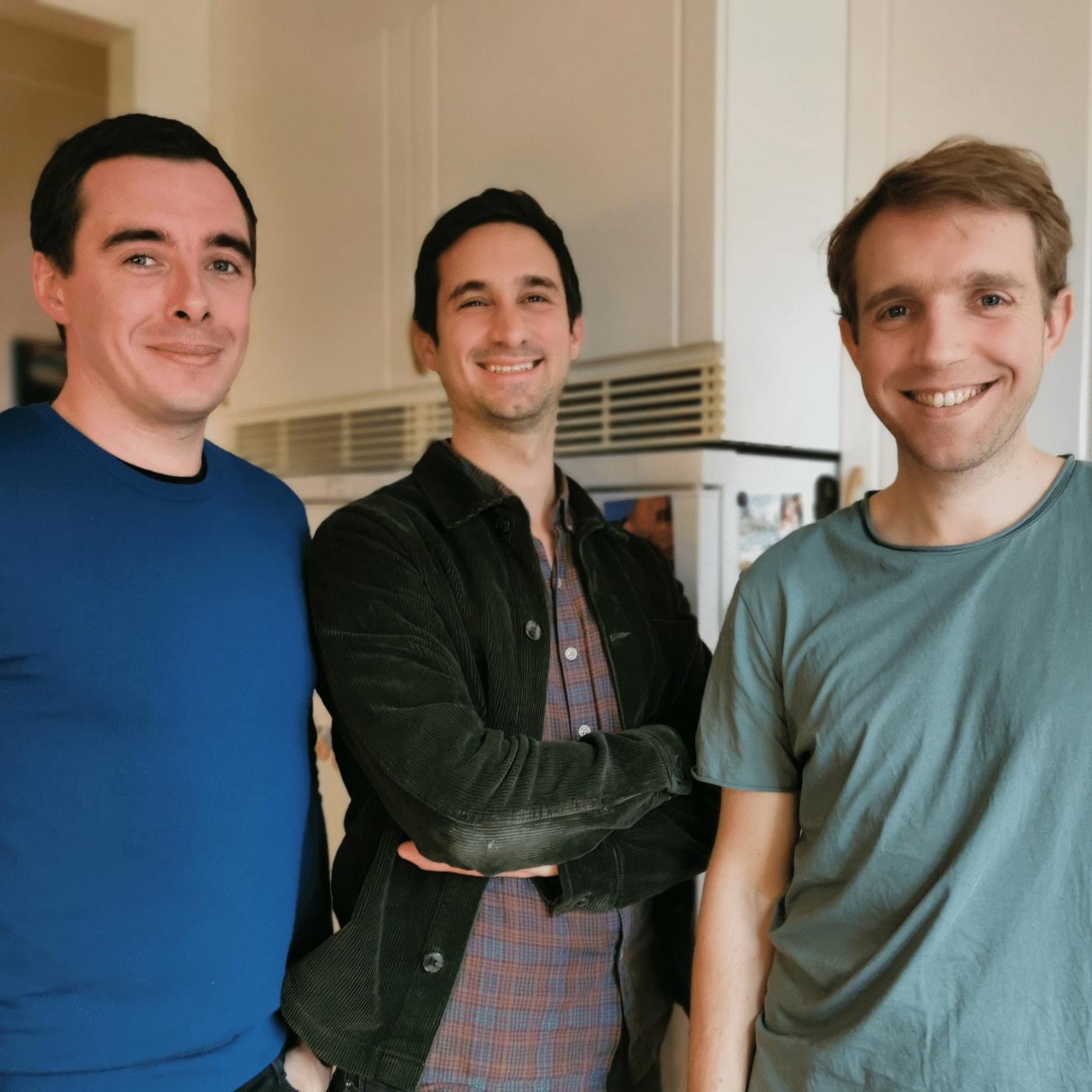 Balthazar, Grégoire et Pierre – Les papas nous livrent leur expérience du congé parental en Suède