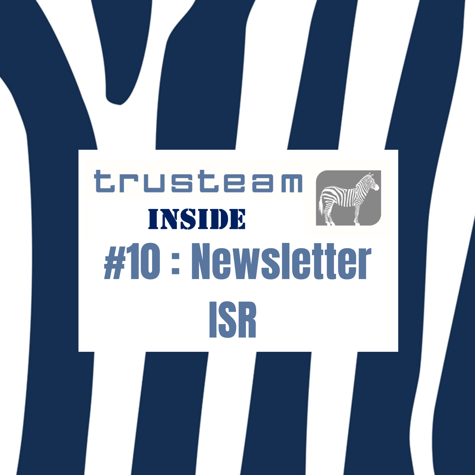 #10 Newsletter ISR Trusteam